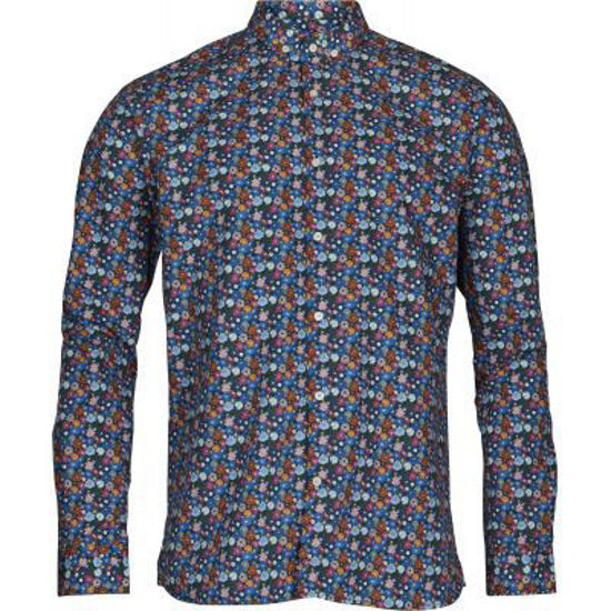 Billede af KNOWLEDGE ALL OVER FLOWER PRINTET SHIRT 90712