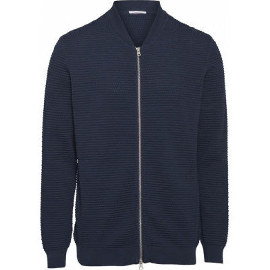 Billede af KNOWLEDGE FIELD CARDIGAN SAILOR KNIT 80585